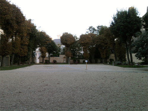 Hortus Collegii Hibernorum